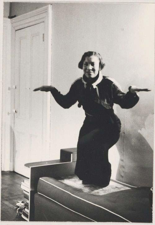 Zora Neale Hurston 1935