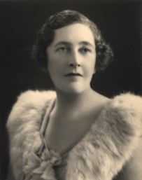 Agatha Christie younger