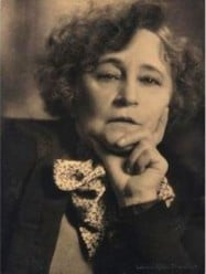 Colette (French author), older