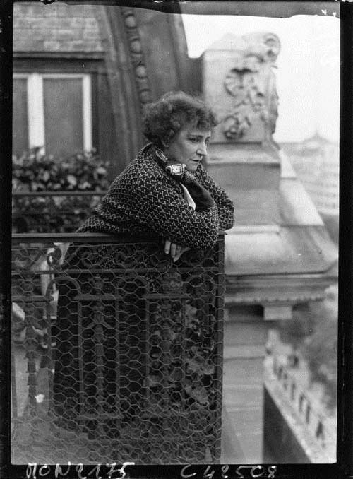 Colette in Paris-1932