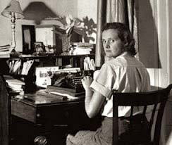 Best-selling author Daphne du Maurier