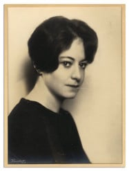 Dorothy Parker young