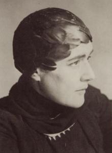 Fannie Hurst 1931