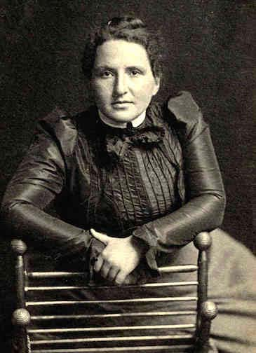 Gertrude Stein young