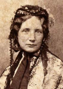 Harriet Beecher Stowe, 1852