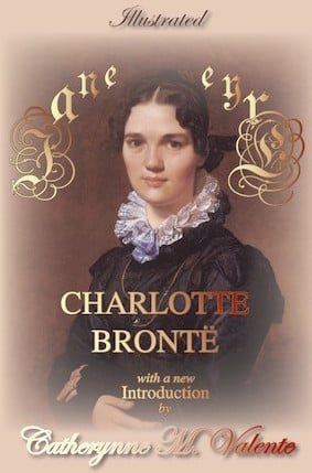 Contemporary Jane Eyre cover