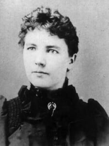Laura Ingalls Wilder young