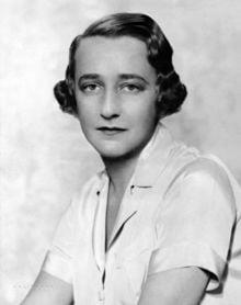 Lillian Hellman in 1935