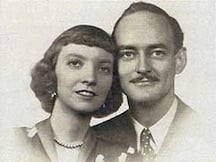 Madeleine L'Engle w husband