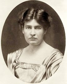 willa cather young