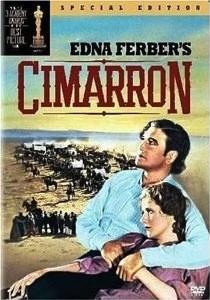 Cimarron - film version - Edna Ferber
