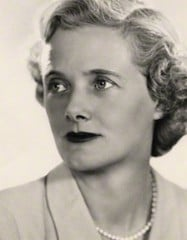 Daphne Du Maurier by Dorothy Wilding