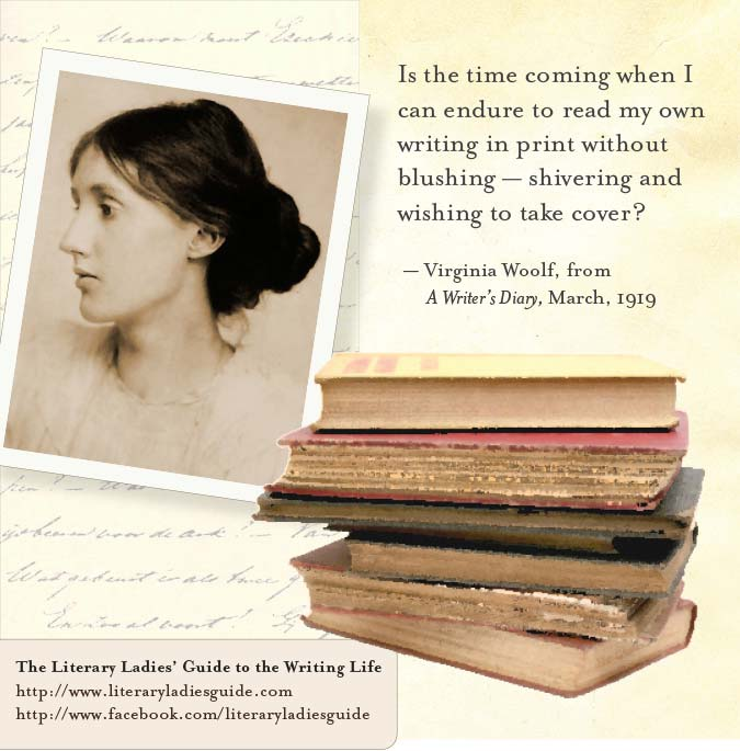 Virginia Woolf and self-doubt