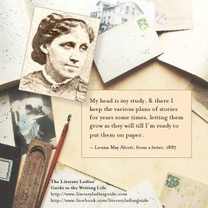 Louisa May Alcott quotes