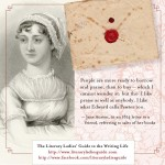 Jane Austen: People are more ready to borrow and praise