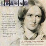 Charlotte Brontë: I come before you as an author only