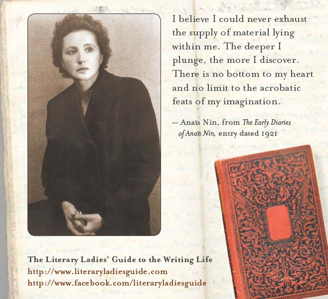 Anais Nin and her Diaries
