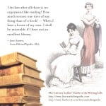 Jane Austen: There is no enjoyment like reading