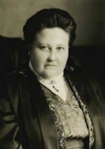 Amy Lowell, American poet