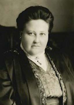 Amy Lowell, American poet