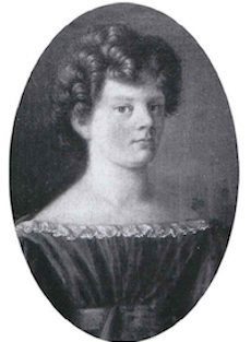 Anna Sewell, 1840 - age 10