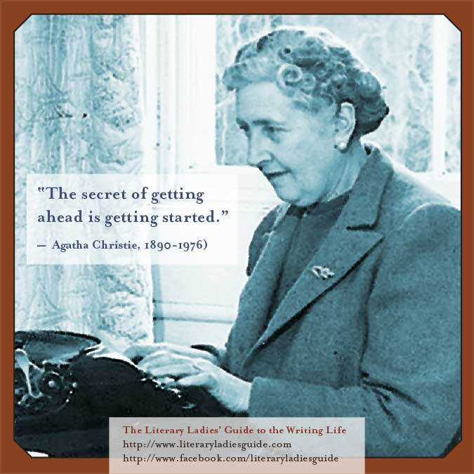 Quote by Agatha Christie