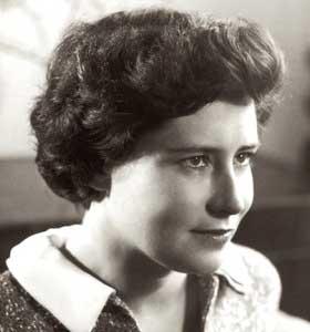 Doris Lessing young