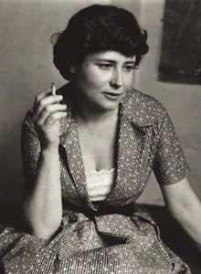 NPG x4062; Doris Lessing by Roger Mayne
