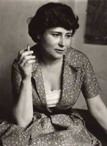 Doris Lessing by Roger Mayne