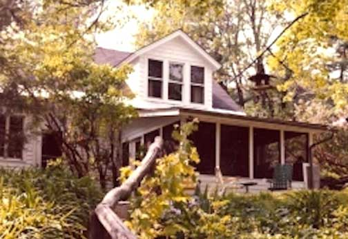 Steepletop - Millay House