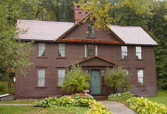 Orchard House - Louisa May Alcott
