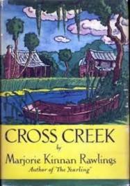 Cross Creek cover 1942 Marjorie Kinnan Rawlings