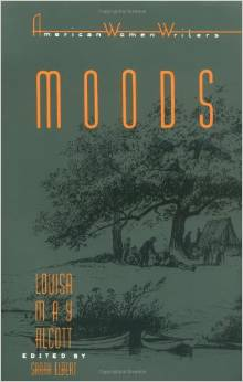 Cover of Moods by Louisa May Alcott