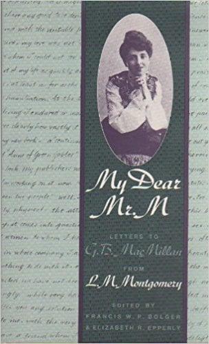 My Dear Mr. M by L.M. Montgomery