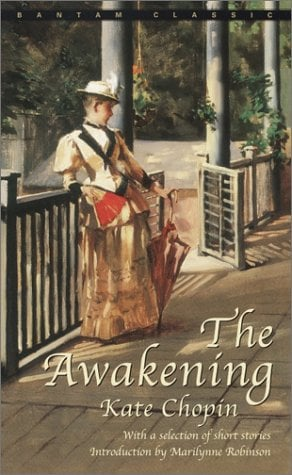 a critique on kate chopins the awakening A critique is presented of the 1900 short story lilacs, by kate chopin,  `the awakening' by kate chopin can be read as an american version of ecriture feminine.