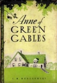 Anne of Green Gables Cover 1945