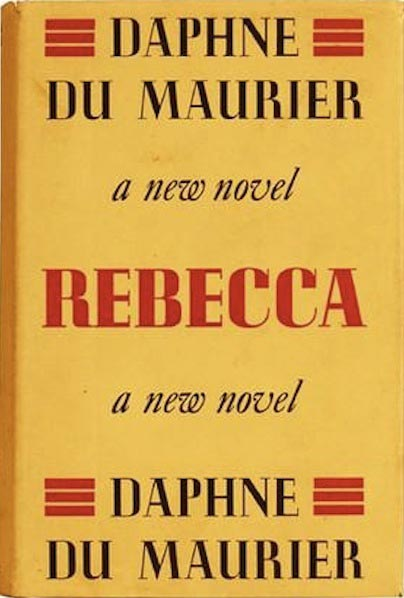 a synopsis of the novel rebecca written by daphne du maurier In 1937, daphne du maurier signed a three-book deal with victor gollancz without daphne's failure of maternal instinct, rebecca would never have been written.