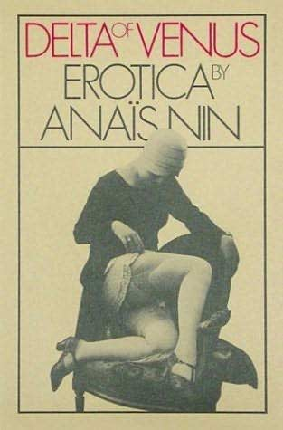 Delta Of Venus by Anais Nin 1976 cover
