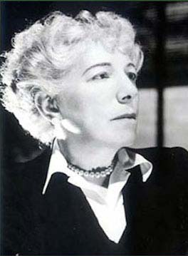 Edna Ferber Writes Fiction Because She Can't Help Herself ...