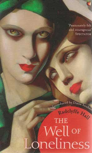 The Well of Loneliness by Radclyffe Hall 1928 - cover