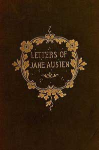 cover of Letters of Jane Austen