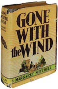 Gone with the Wind first cover 1936