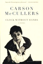 Clock without hands (1961) by Carson McCullers
