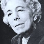 Novelist Edna Ferber Dead at 86 in N.Y. (April 16, 1968)