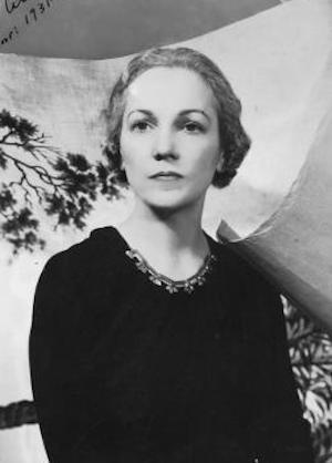 Katherine Anne Porter 1931