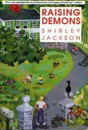 Raising demons by Shirley Jackson - cover