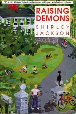 Raising demons by Shirley Jackson - cover