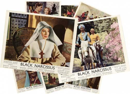 Black narcissus movie stills