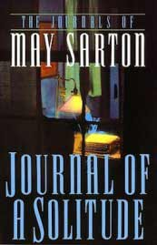 Journal of a solitude by May Sarton
