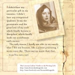 Anaïs Nin: Persistence and Great Love of Craft
